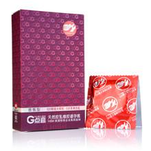 倍力樂G點套香氛紅盒10只裝